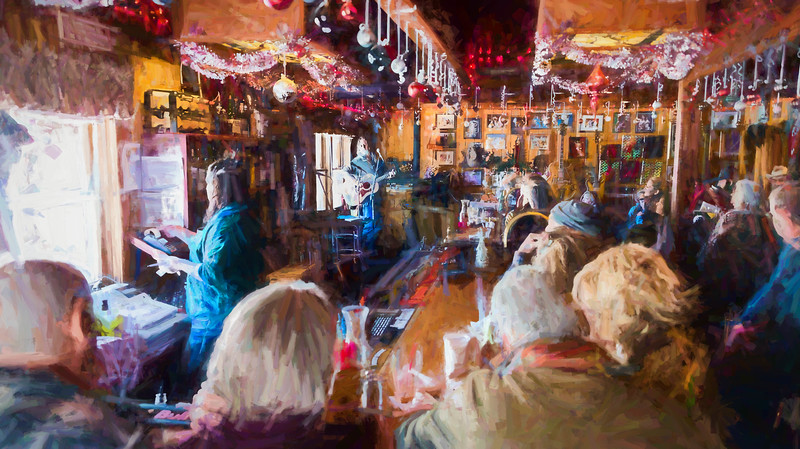 The Lost Love Saloon, Red River, New Mexico