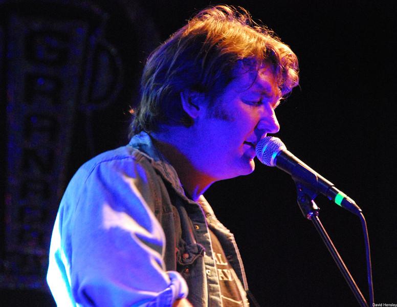 Bruce Robison at Granada Theater, Dallas