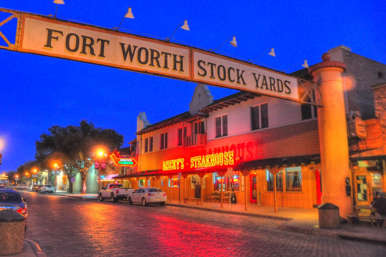 The Stockyards