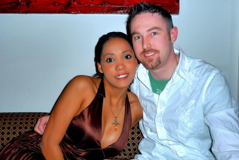 Deb and Chris
