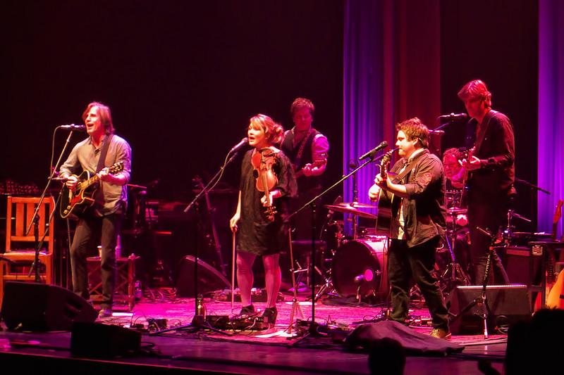 Jackson Browne at Verizon Theatre, Grand Prairie