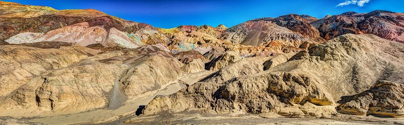 Artists' Palette panoramic