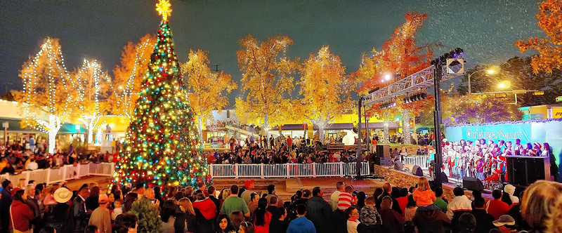 Garland's Christmas on the Square