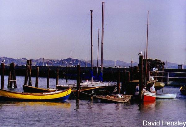 Rowboats San Francisco