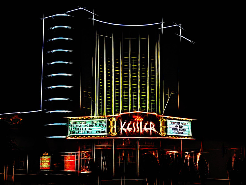 The Kessler, Oak Cliff