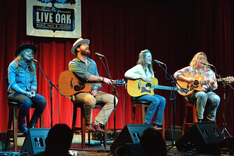 Red River Songwriters 2014 Roadshow