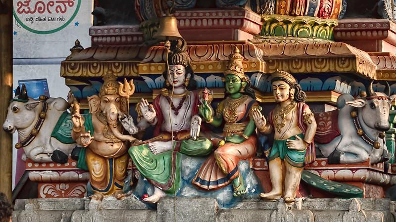 Bengalaru temple