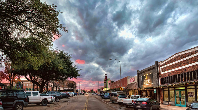 Downtown Garland, Texas
