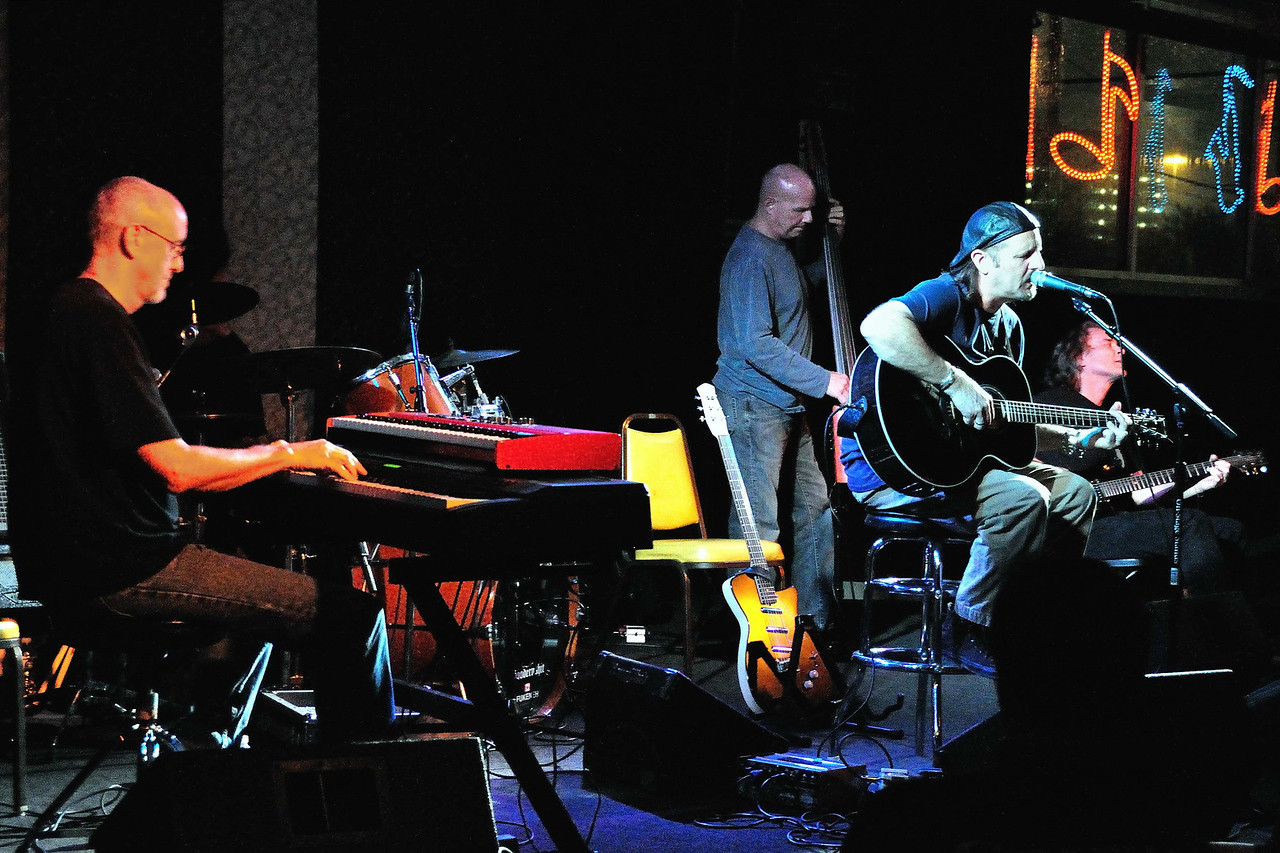 Jimmy LaFave and band