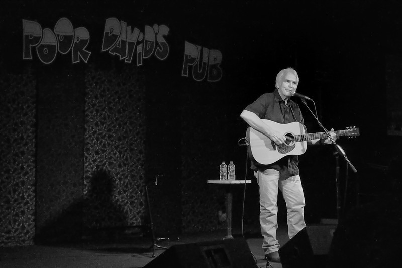 Verlon Thompson at Poor David's Pub