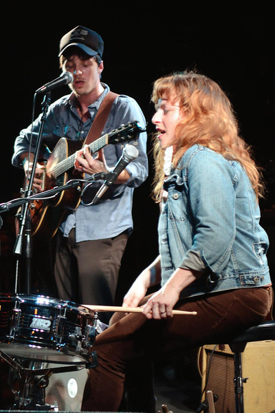 Shovels & Rope - Michael Trent and Cary Ann Hearst