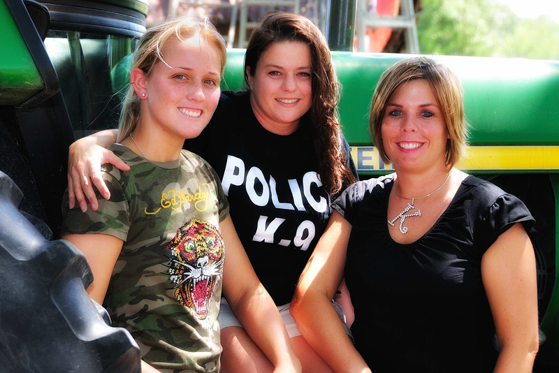 Amy, Terri, Kristi