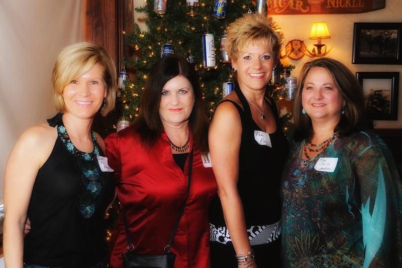 Laura Fain Bitterman, Mitzi Harper, Pam King Mansour, Tina Smith Jenkins
