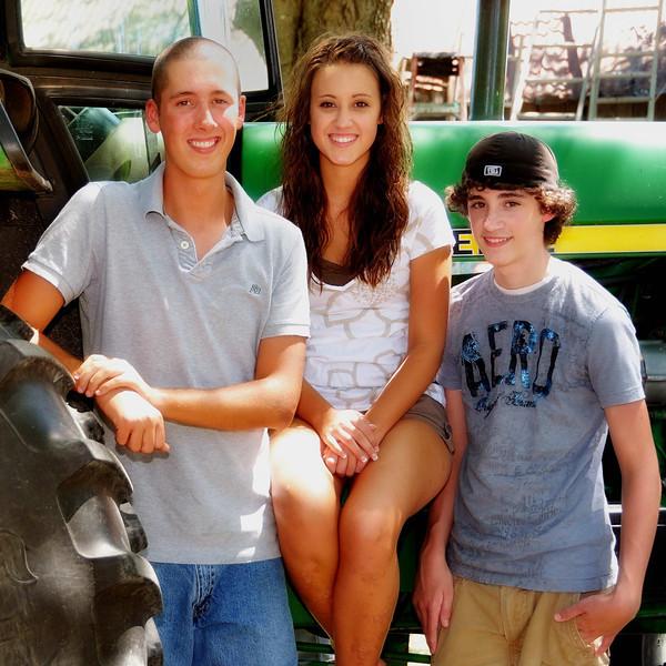 Landry, Shelby, Ryan