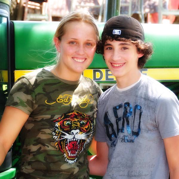 Amy and Ryan