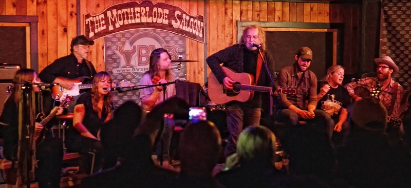 Red River Songwriters Festival - finale