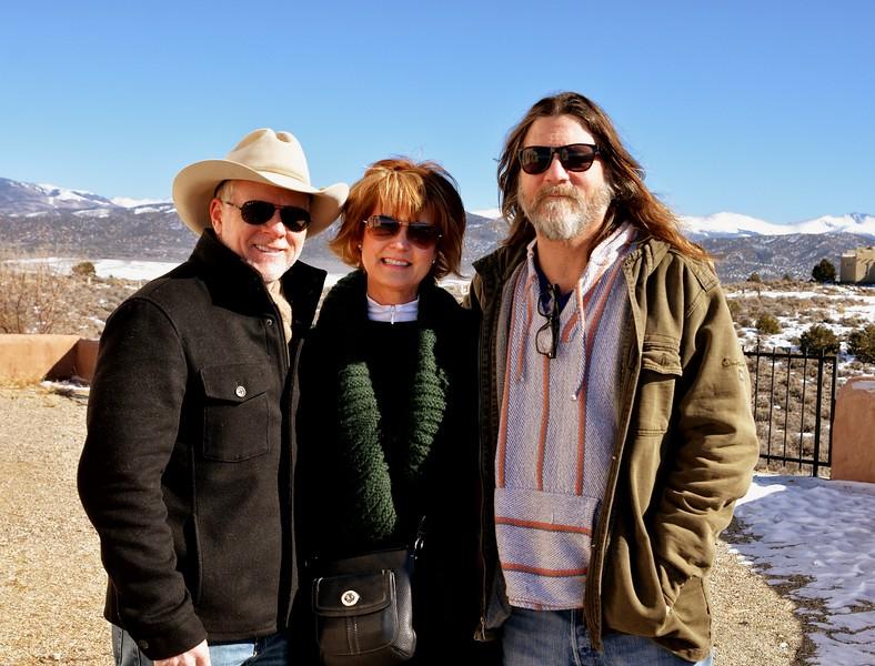 Randy, Joanne, Walt