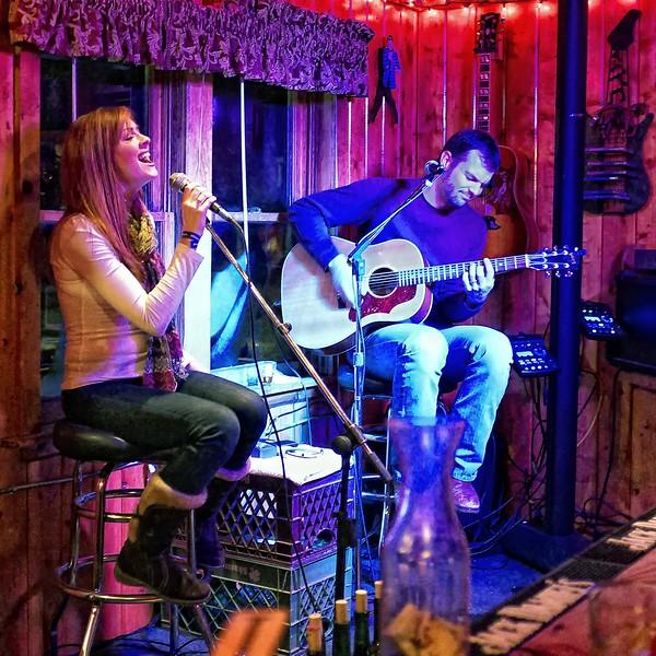 Kristi and Josh Grider