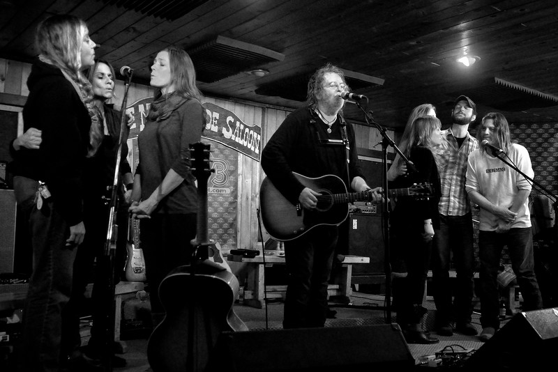 Ray Wylie Hubbard and the Red River Songwriters