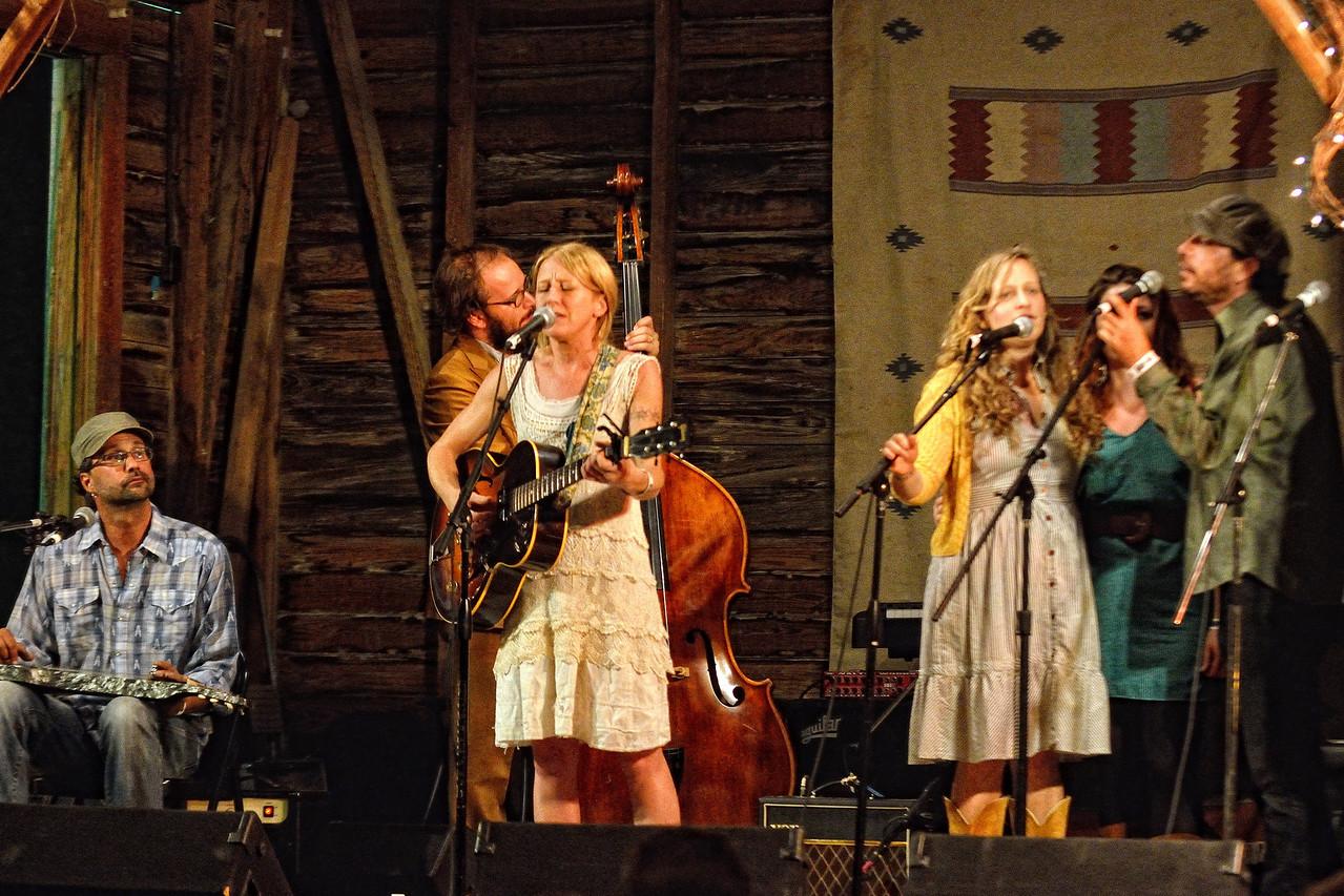Carrie Elkin Band