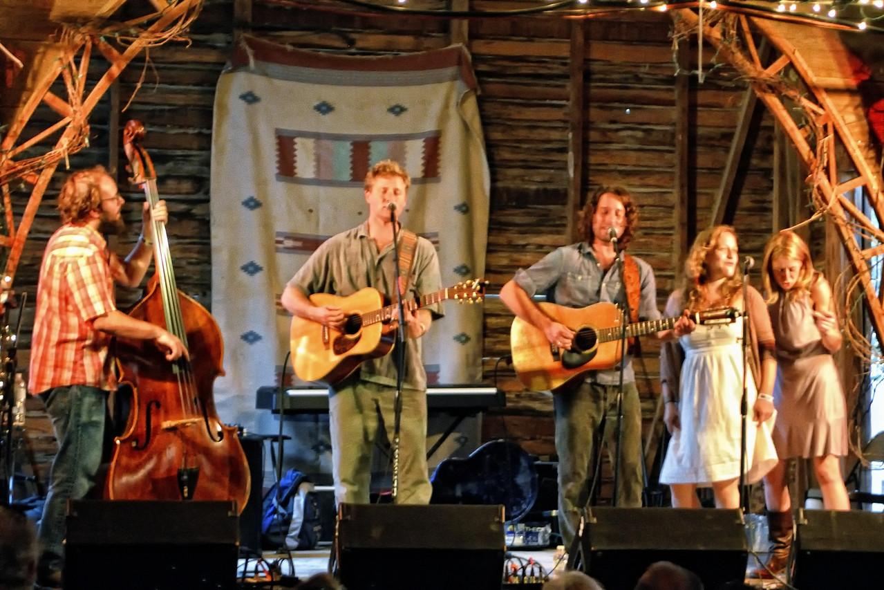 Storyhill w/ Carrie Elkins