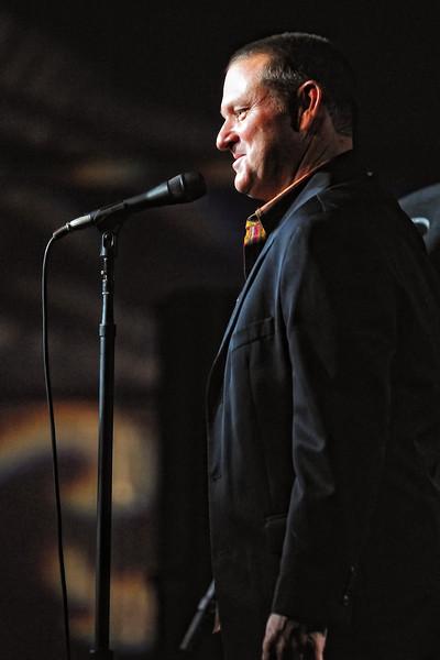 Jim Hartman, owner of the Rio Brazos Texas Music Hall