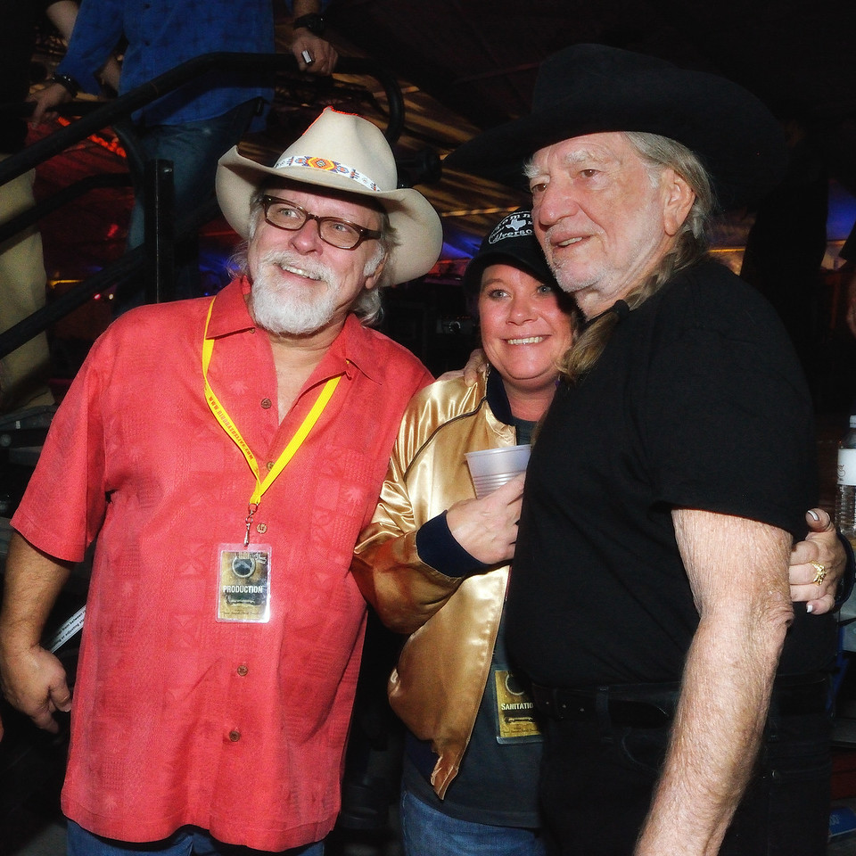 Tommy Alverson, Amy Carol and Willie