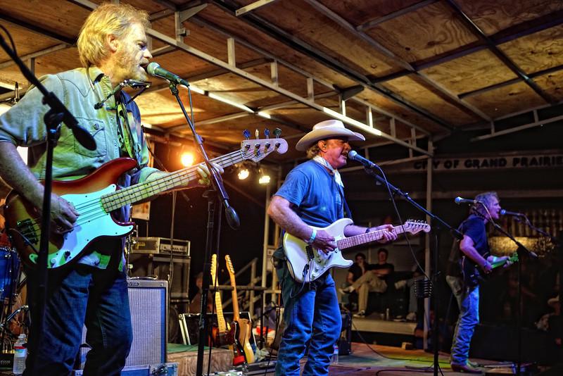 Bob Livingston, Gary P. Nunn, John Inmon - the Lost Gonzo Band