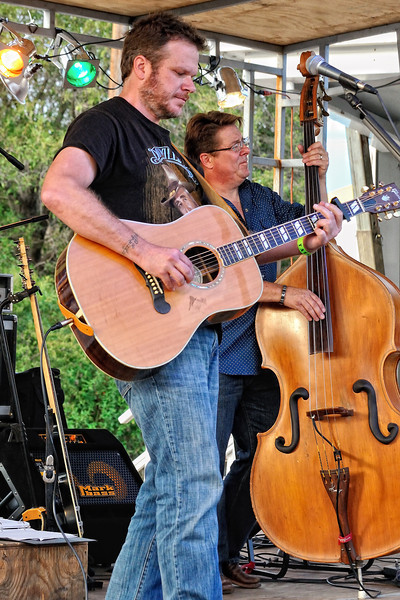 Jason Eady, Jerry Abrams