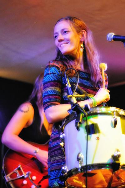 Kelley Mickwee of the Trishas
