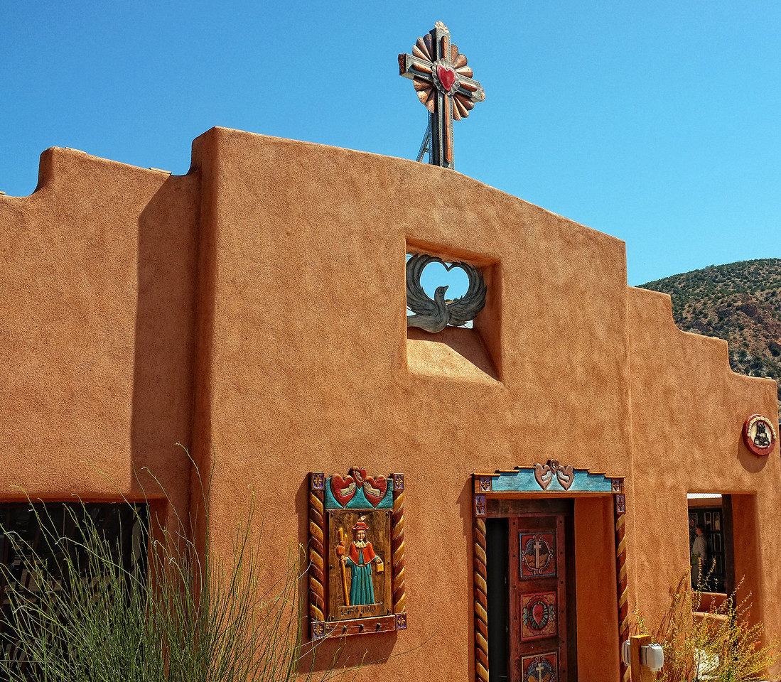 Chapel in Chimayo, NM