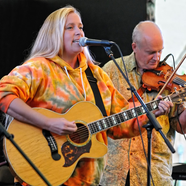 Susan Gibson, Don Richmond