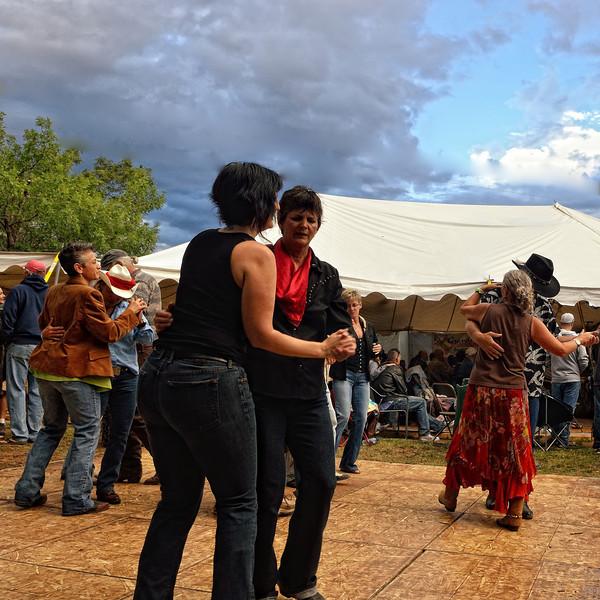 Taos Dancers