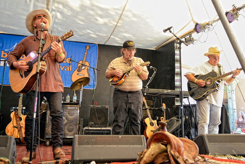 Bob Livingston, Doug Floyd, Butch Morgan