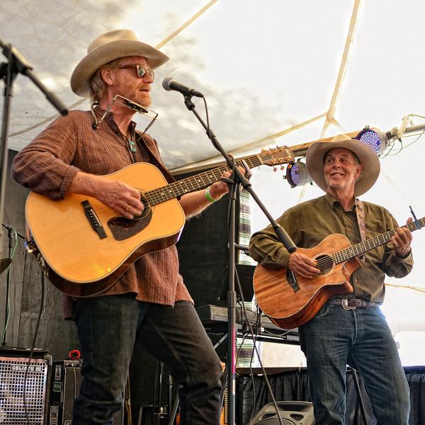 Bob Livingston and Michael Hearne