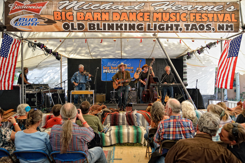 Michael Hearne's Big Barndance Weekend 2012
