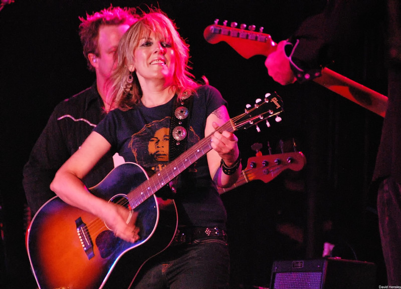 Lucinda Williams at Longhorn Ballroom Dallas 9-15-07