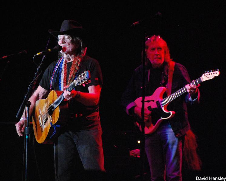 Willie Nelson at Smirnoff Music Center, Dallas