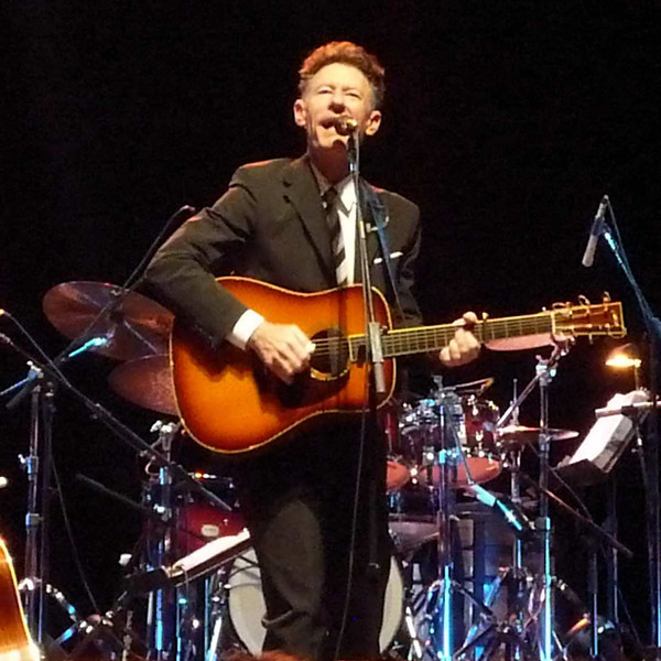 Lyle Lovett