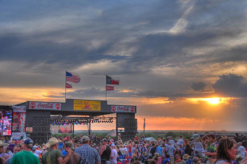 Larry Joe Taylor Texas Music Festival 2009