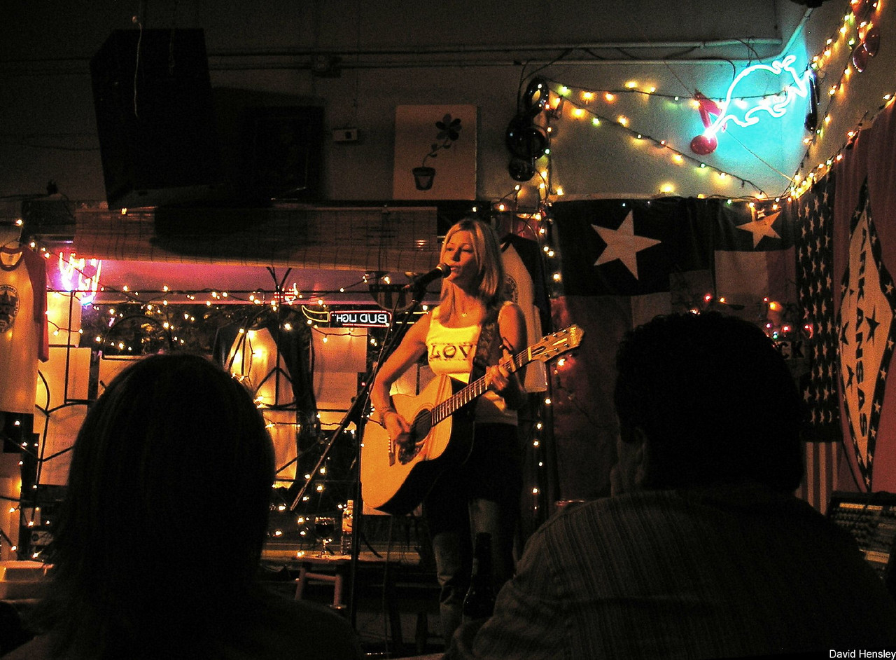 Trish Murphy at Old Quarter Acoustic Cafe, Galveston