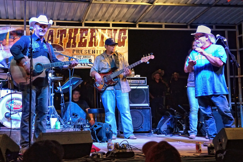 Jamie Richards, Tommy Alverson