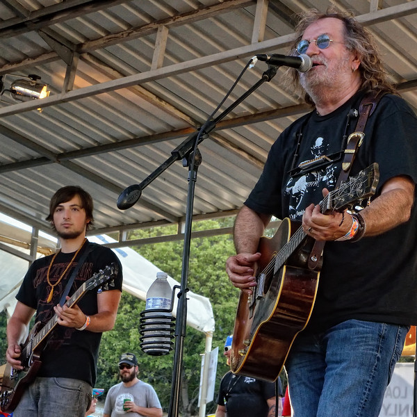 Lucas and Ray Wylie Hubbard