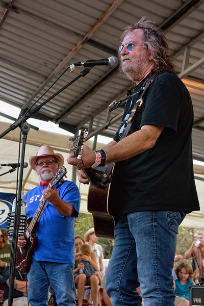 Tommy Alverson, Ray Wylie Hubbard