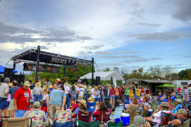 Tommy Alverson's Family Gathering, Loyd Park on Joe Pool Lake, Grand Prairie, TX