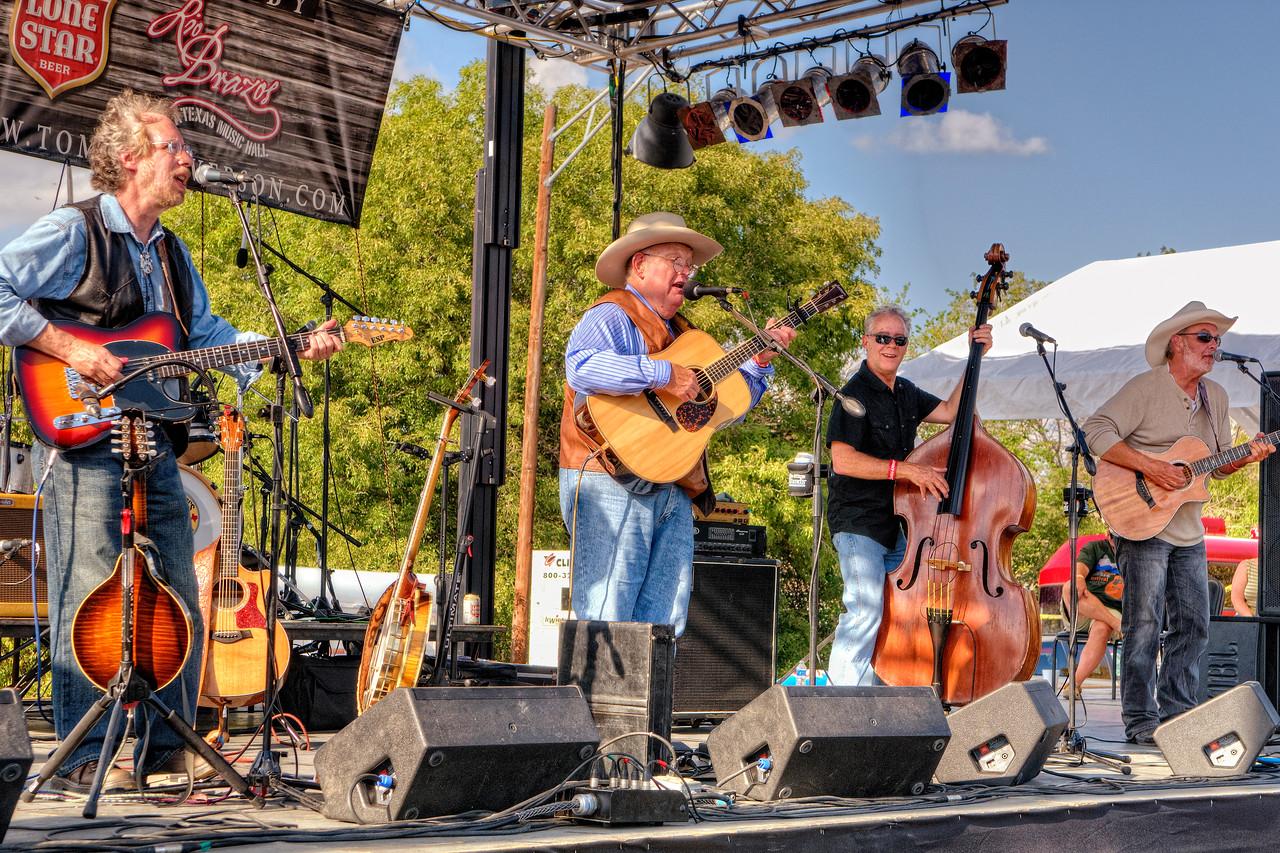 The Bill Hearne Trio plus Michael Hearne