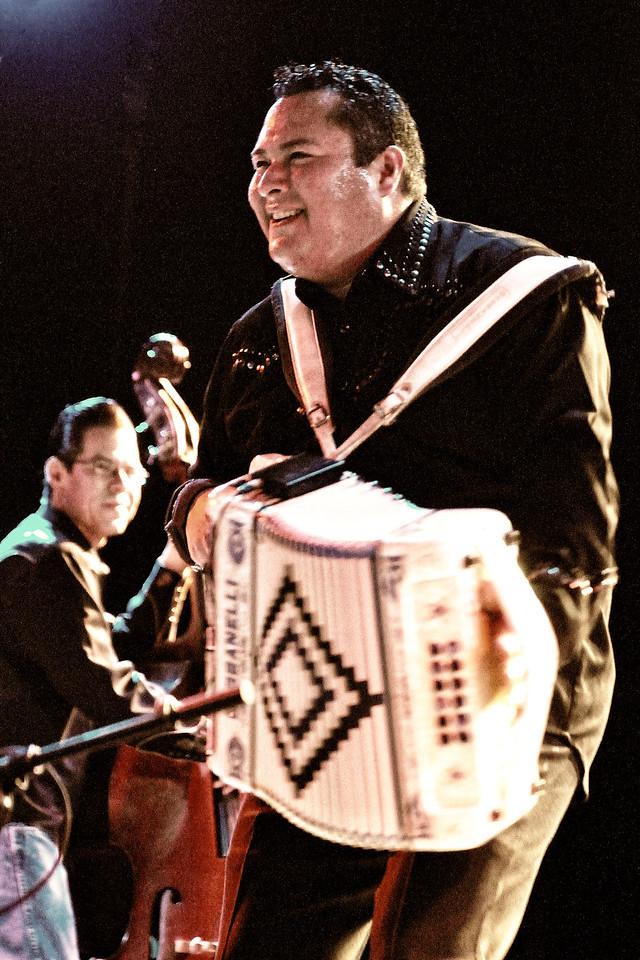 John Garza, Dave Perez of the Tejas Brother