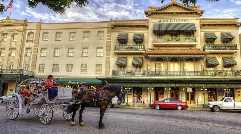 The Menger Hotel, San Antonio
