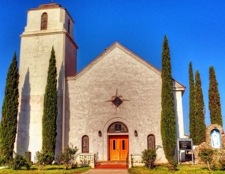 Church in Marfa