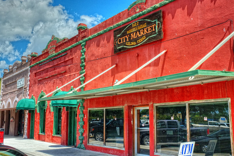 City Market, Luling, Texas
